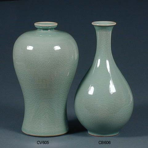 Mu-ji (plain) Vase & Bottle
