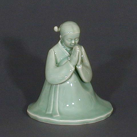 Praying Lady