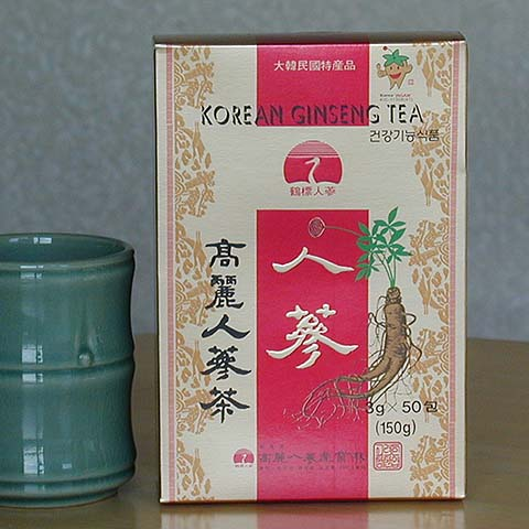 Korean Ginseng Tea Powder