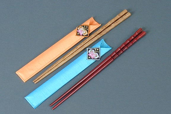 Covered Chopstick set 1