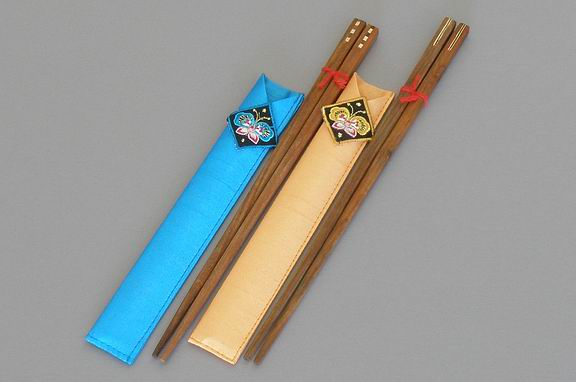 Covered Chopstick set 3